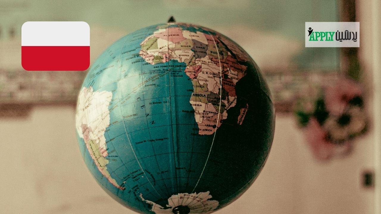 اقامت در لهستان