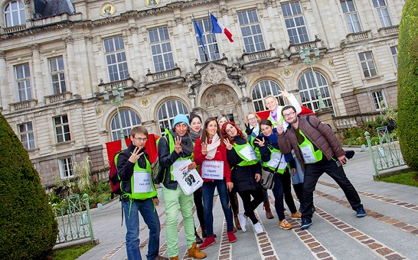 رشته های پزشکی رایگان در فرانس
