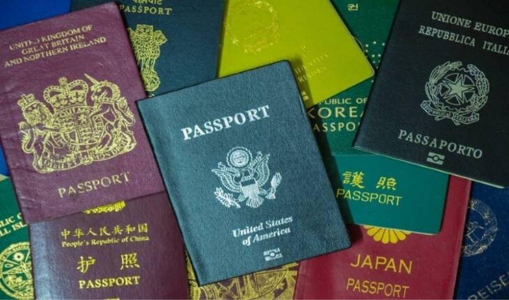 با ارزشترین پاسپورتها در 202
