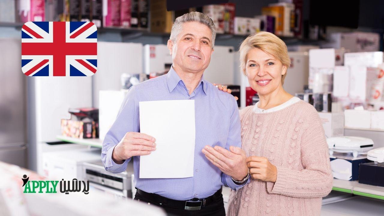 ویزای همسر انگلستان