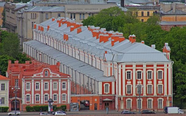 دانشگاه Pavlov Petersburg